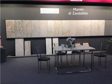 Marmo Zandobbio a Marmomacc la fiera del marmo